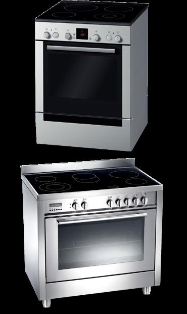 Ηλεκτρικές Κουζίνες